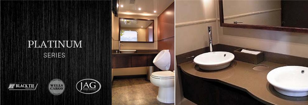 Imperial Restrooms Luxury Restroom Trailer Rentals