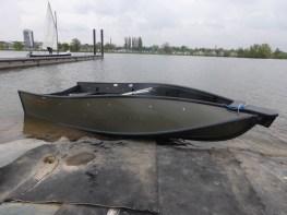 Porta-Bote Faltboot ganz unkompliziert.