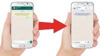Tema WhatsApp di HP Android Jadi Seperti iOS