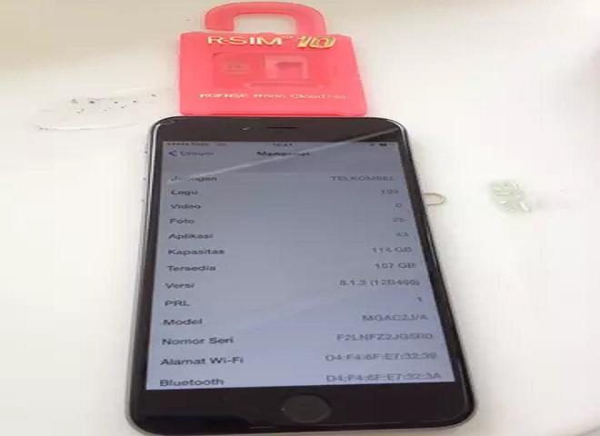 Unlock iPhone Terbaru