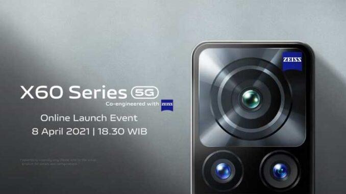 Vivo X60 Series 5G