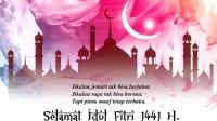 Gambar dan Ucapan Selamat Hari Raya Idul Fitri 2021