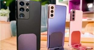 Samsung Galaxy S21, S21 Plus dan S21 Ultra