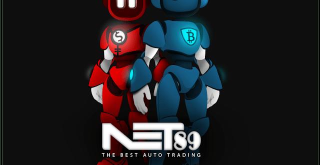Robot Net89 forex