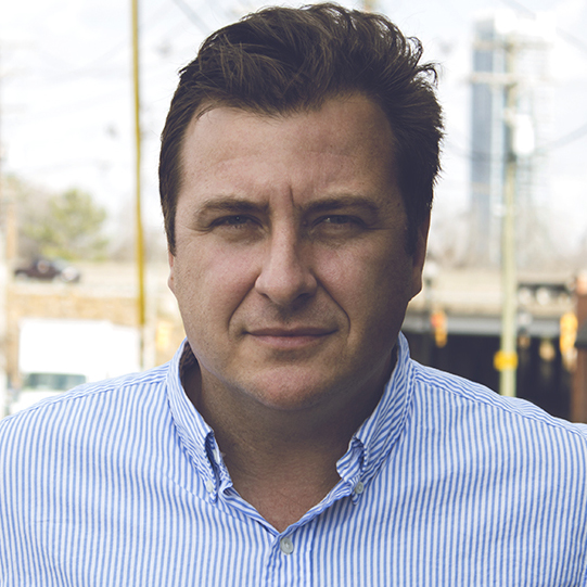 Vicente Navarro, VP of business development at AC&M Group