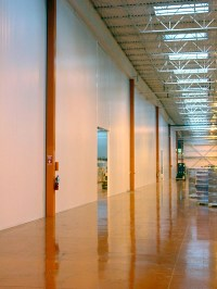 Warehouse Divider Walls & In-Plant Partition Systems