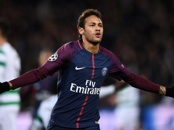 Neymar, del Barcelona al París Saint-Germain
