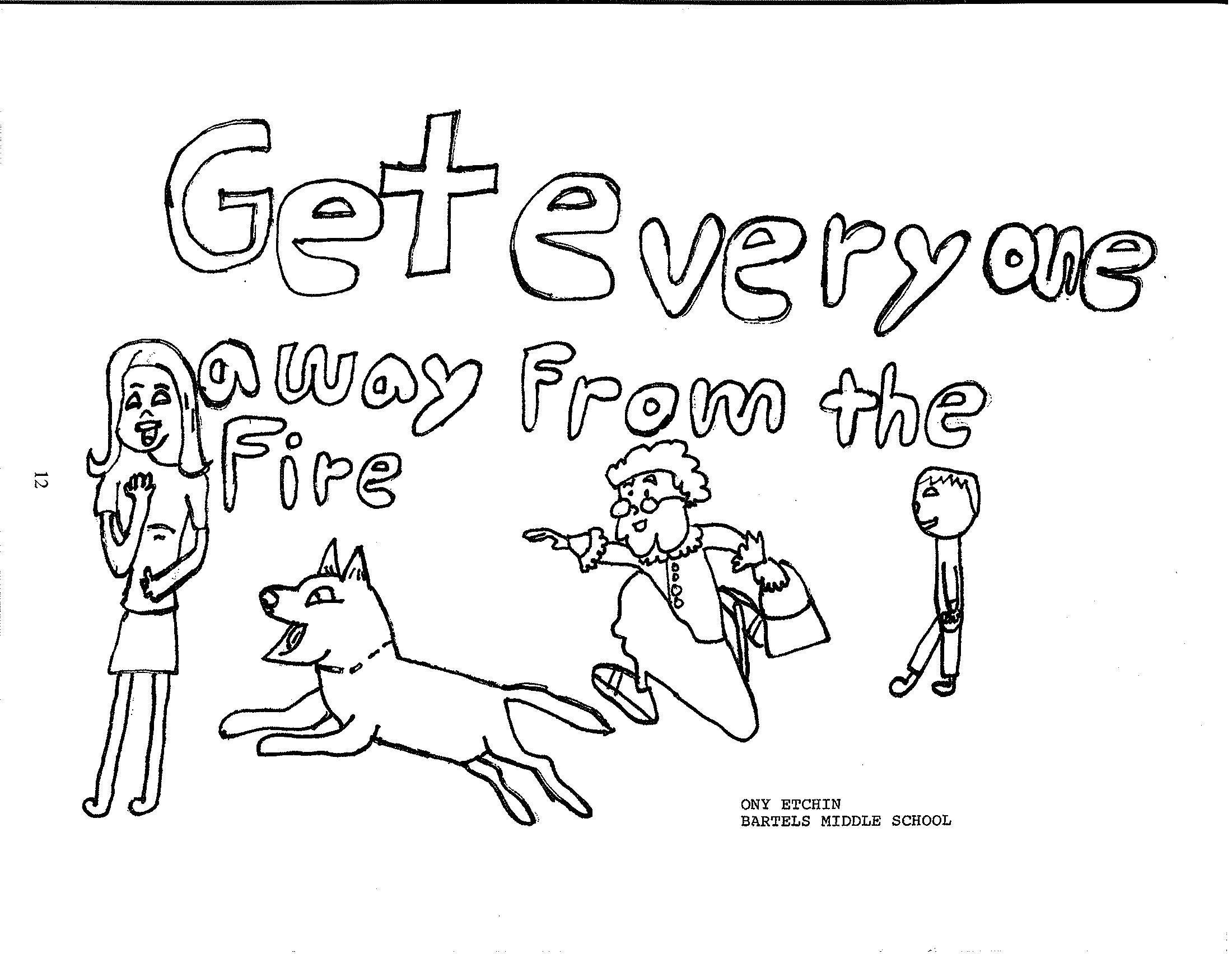 Chester Sroka Fire Prevention Fund