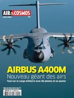 A400M: Hors série Air et cosmos, avec un DVD humoristique inside