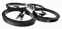 Livraison de votre journal par un drone