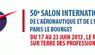 Visite du salon du Bourget en avant première