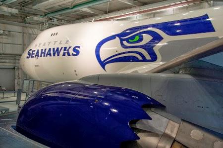 finale du Superbowl : Boeing vole au secours des SeaHawks... A l'Américaine !
