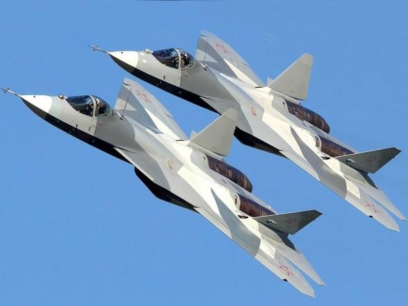 Le Sukhoi T-50 PAK -FA reçoit sa suite de guerre électronique