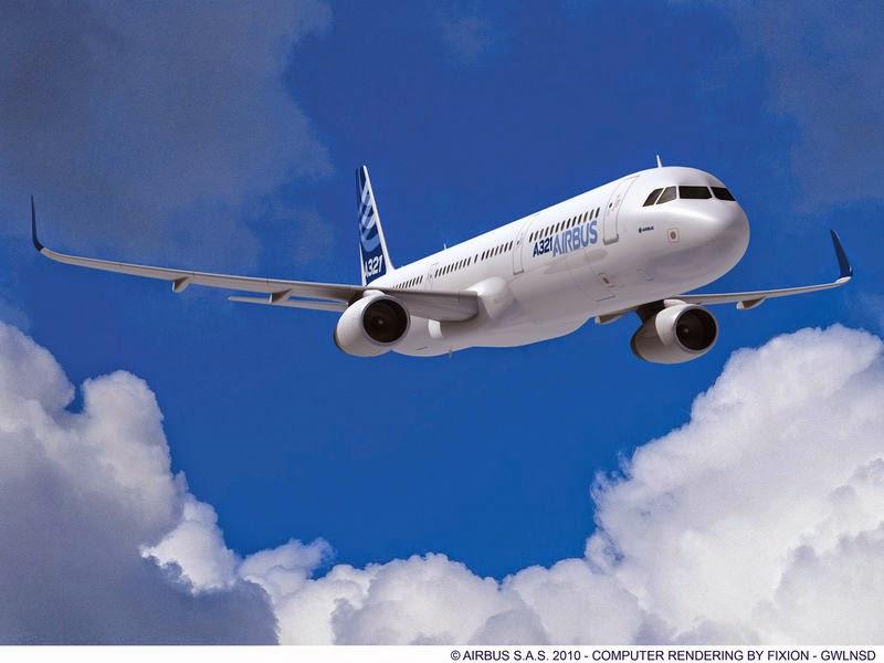 Dés 2019 vous pourrez traversez l'Atlantique en A321