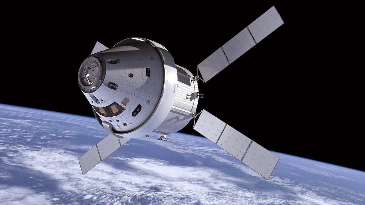 L'épreuve du feu d'Orion, ouvrant les portes du voyage vers Mars