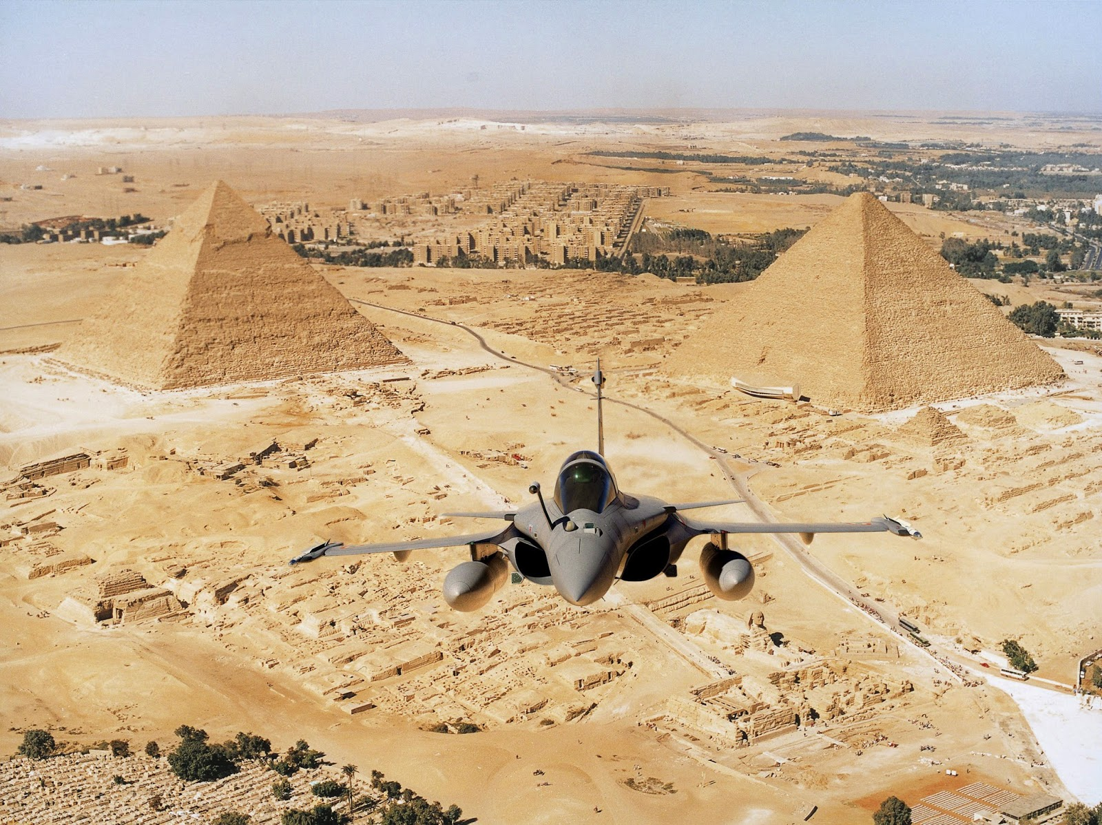 Rafale : l'Egypte sera le premier client export