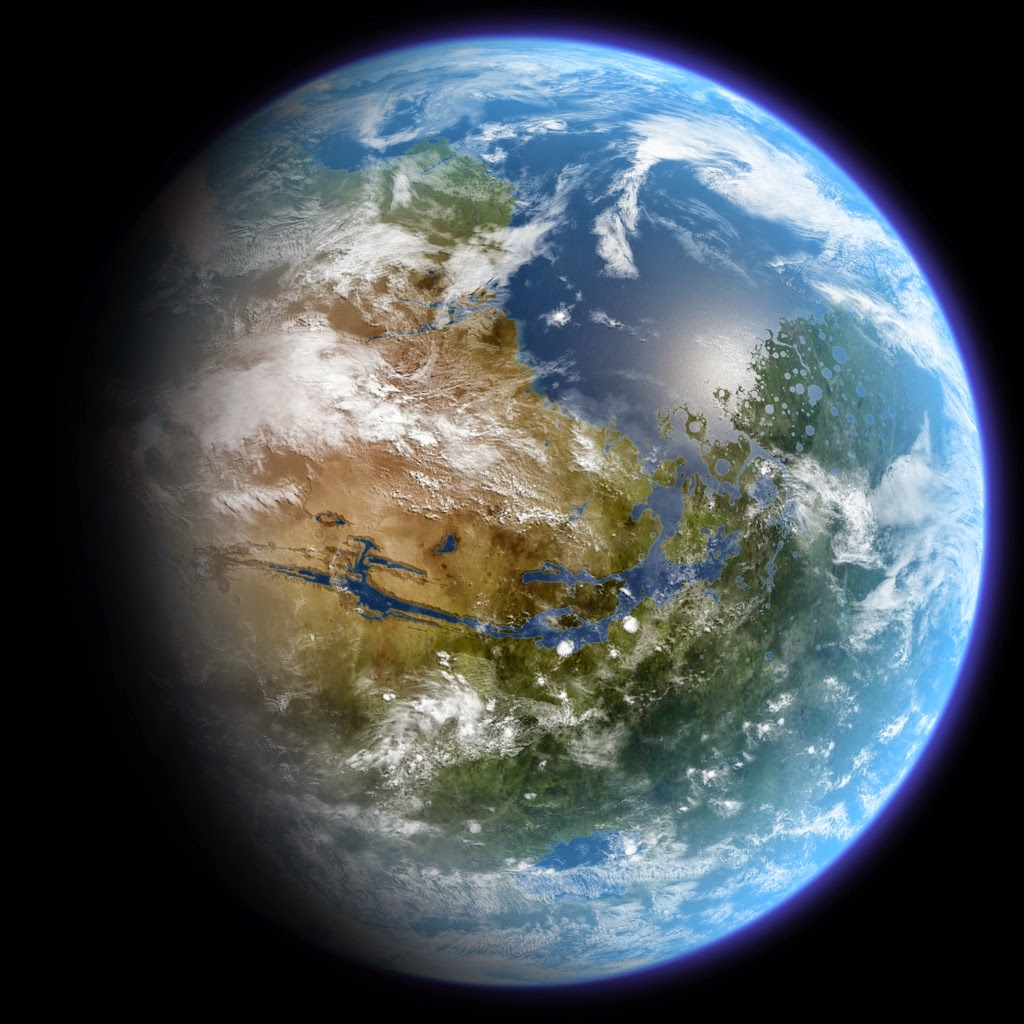 Terraformation, ou 1000 ans pour rendre Mars habitable (partie 02)