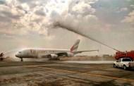 Emirates installe le premier A380 en scandinavie