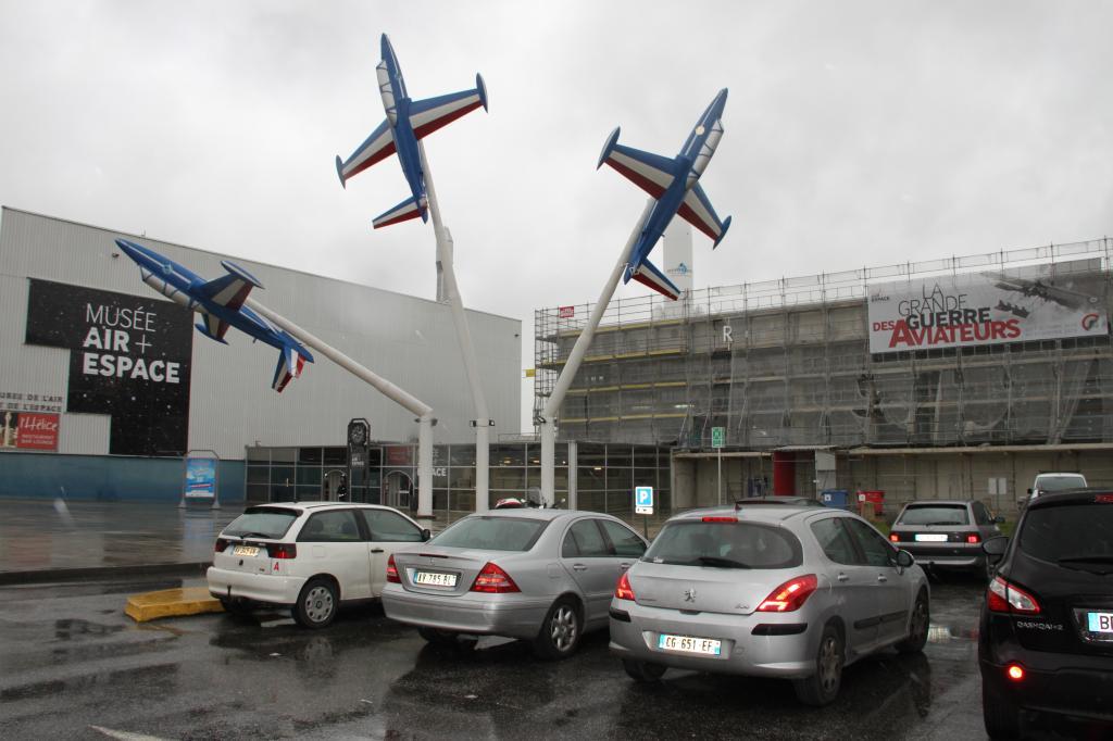 La Nouvelle Vie du Musée de l'Air et de l'Espace.