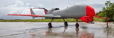 Le MIDCAS : vols de drones au milieu du trafic aérien civil