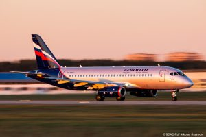 Aeroflot © Nikolay Krasnov