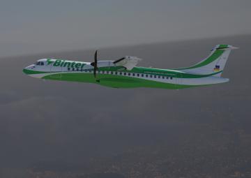 ATR 72-600 Binter