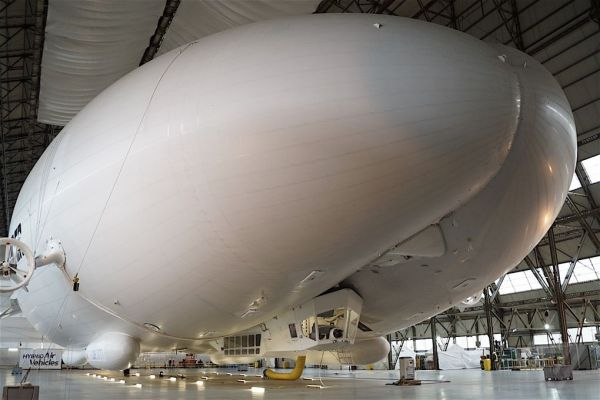 Airlander 10, Crédits : The Verge