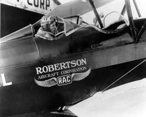 Lindbergh il y a 90 ans