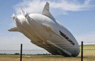 Atterrissage difficile pour Airlander