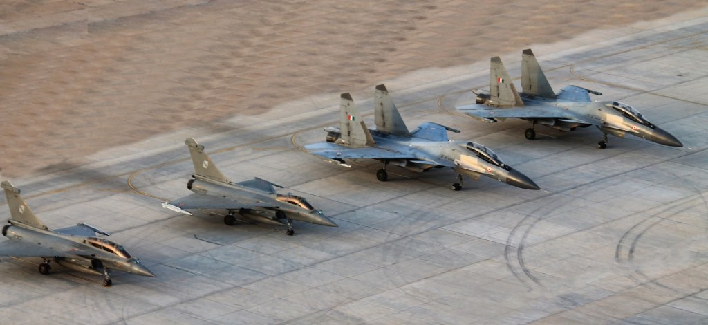 Rafale et Su-30MKI. Une vision de la future épine dorsale de l'IAF, en attendant le FGFA