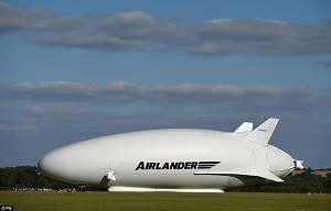 L'Airlander 10 bientôt de retour en vol !