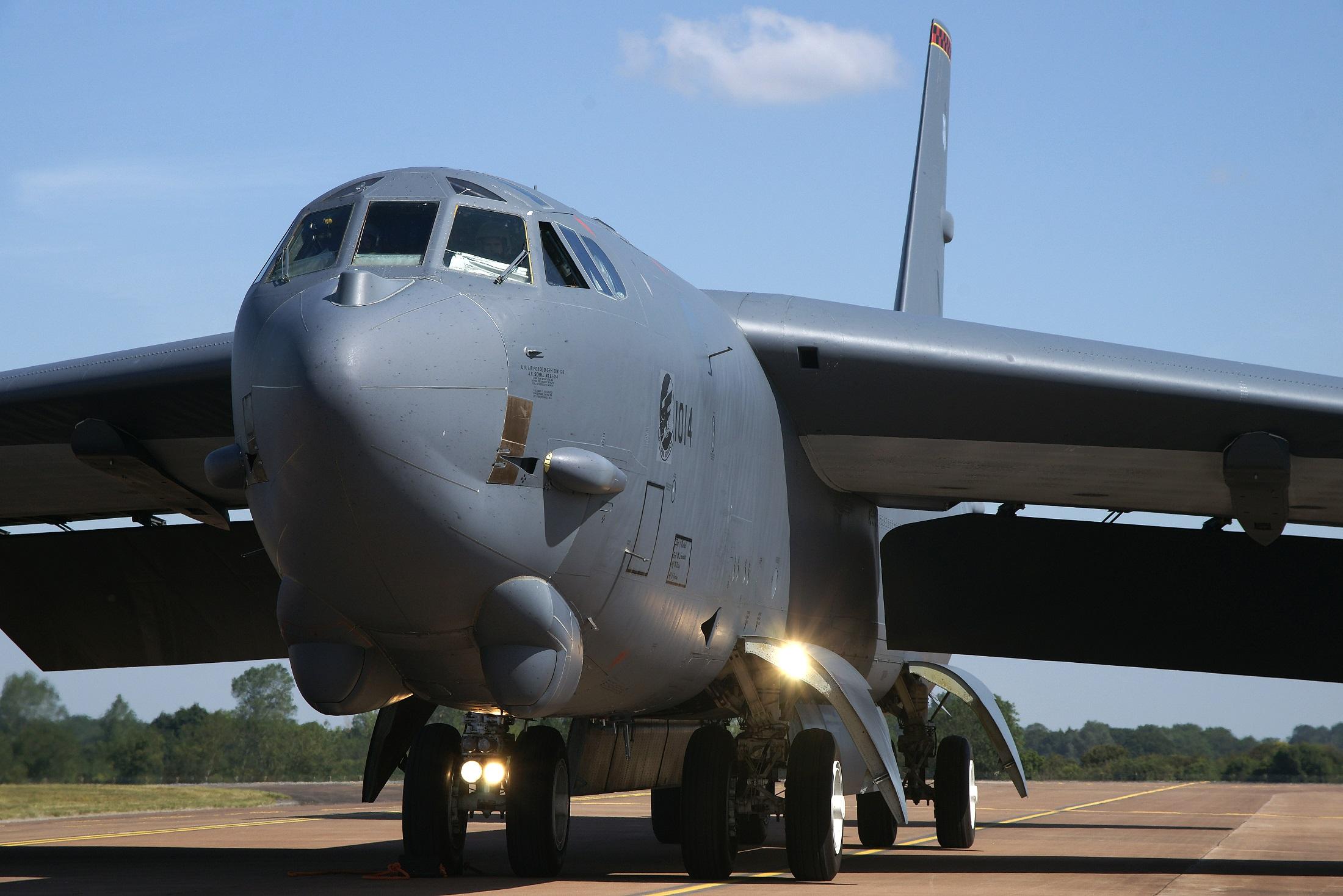 "Boeing B-52H ""Stratofortress"""