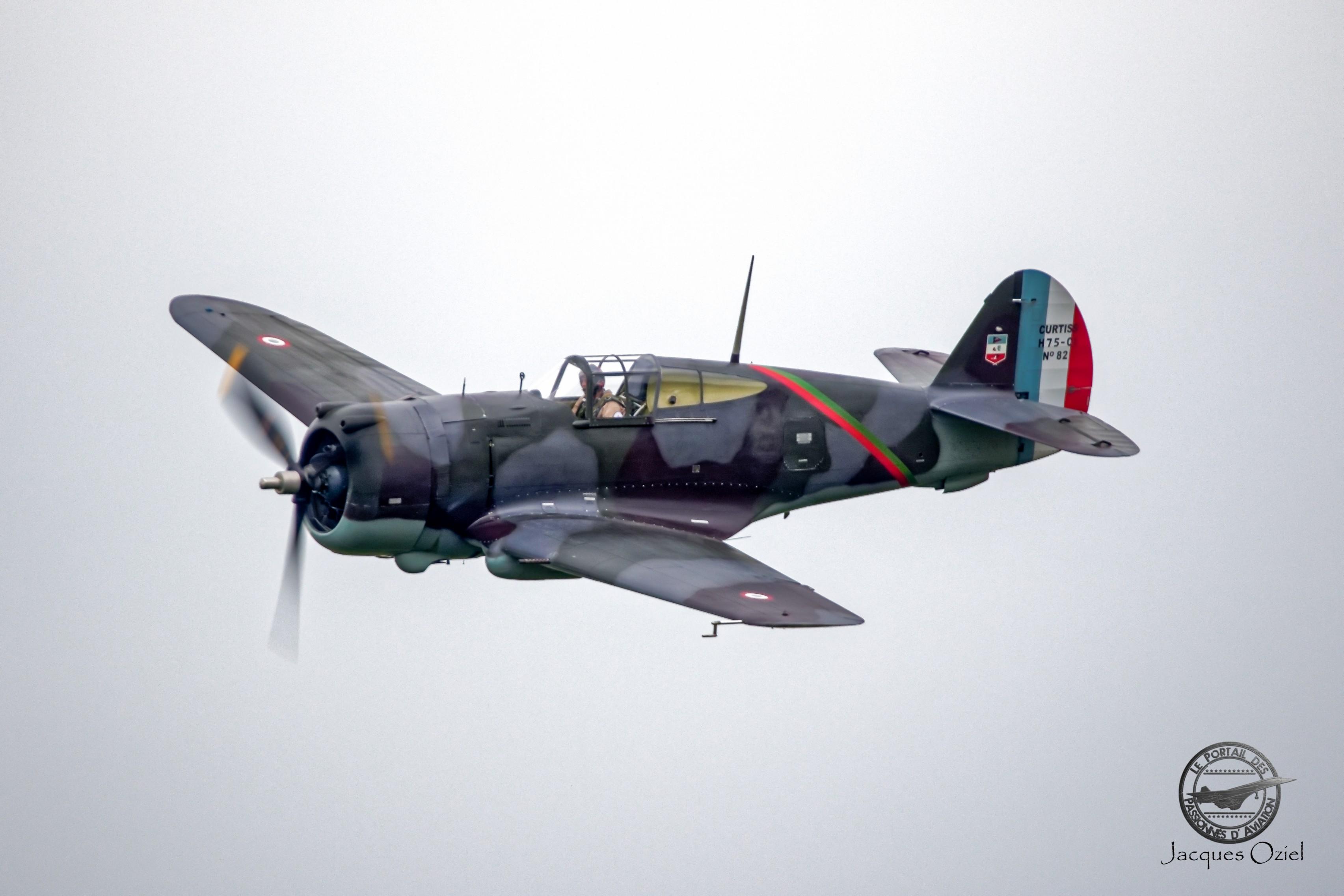 Curtiss Hawk H75