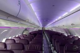 La cabine du 321neo