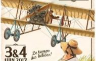 La Ferté-Alais - Le Temps des hélices 2017 - (1ère partie).