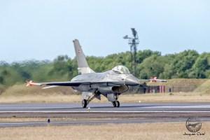 Lockheed Martin F-16 AM, armée  de l'air royale danoise