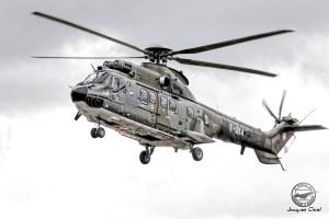 Aerospatiale AS332 (TH89) Super Puma, Forces aériennes suisses