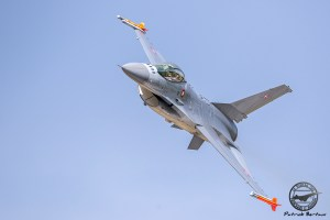 Lockheed Martin F16 AM, armée de l'air royale danoise
