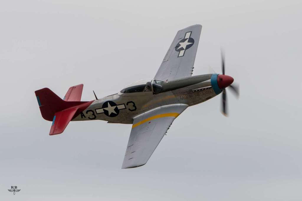 P-51D « Tall-In-The-Saddle ».