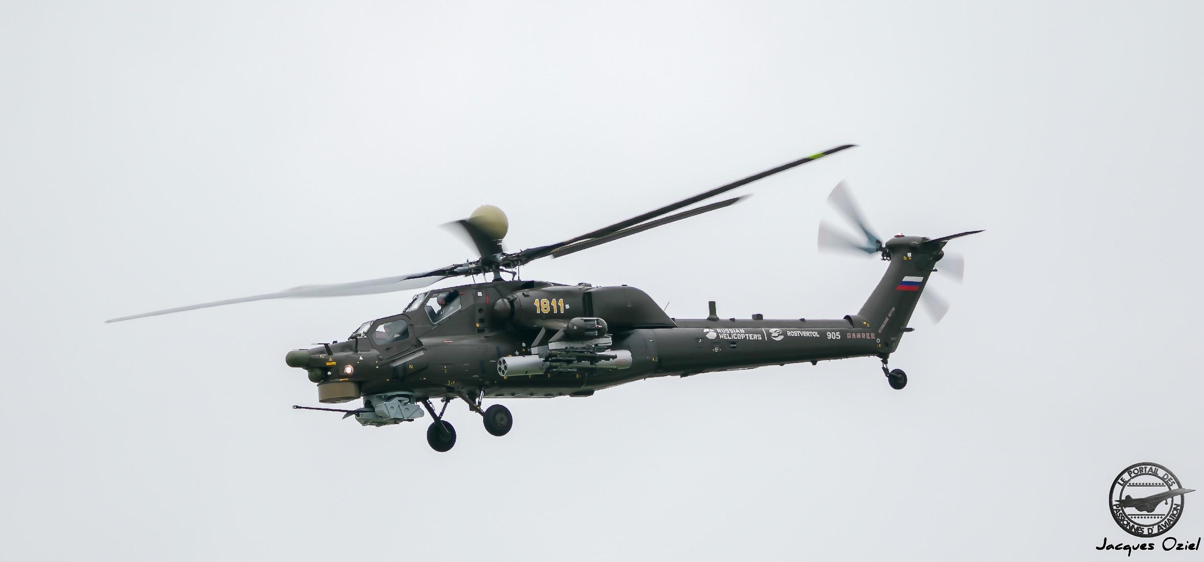 Mil Mi-28NE Havoc, 1811 Jaune