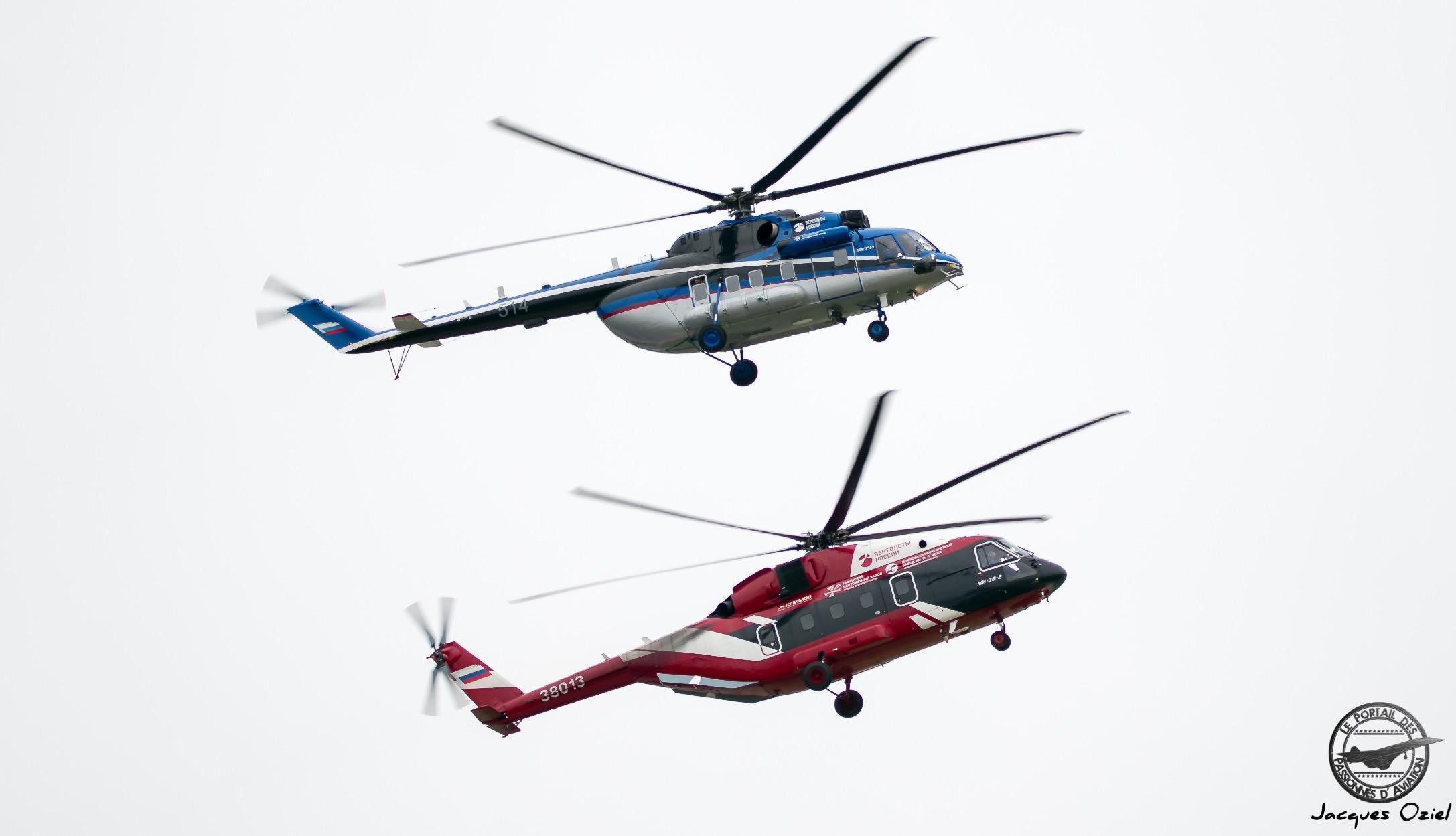 Mil Mi-171A2 & Mi-38