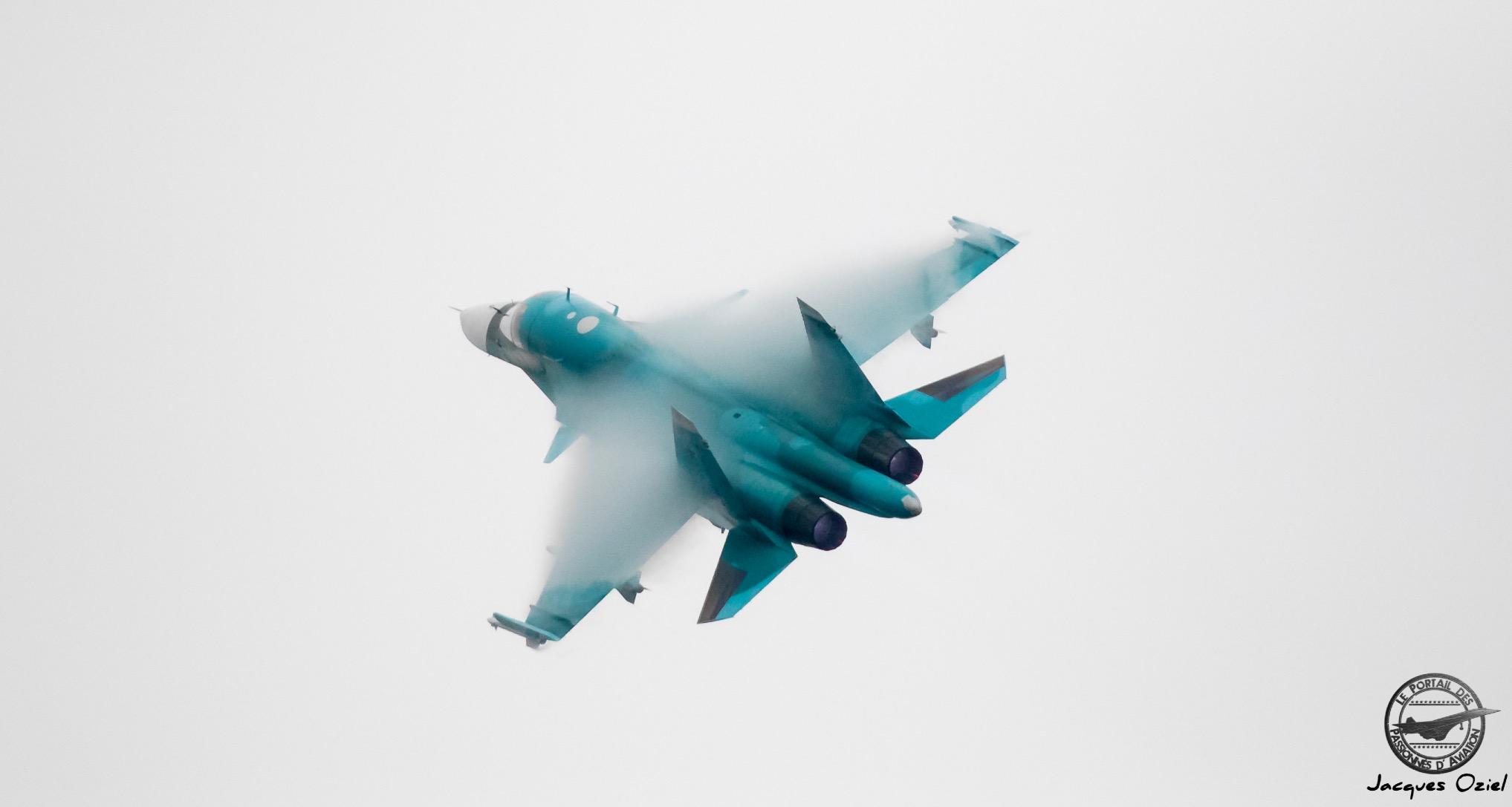 Sukhoi Su-34 Fullback, 17 Rouge
