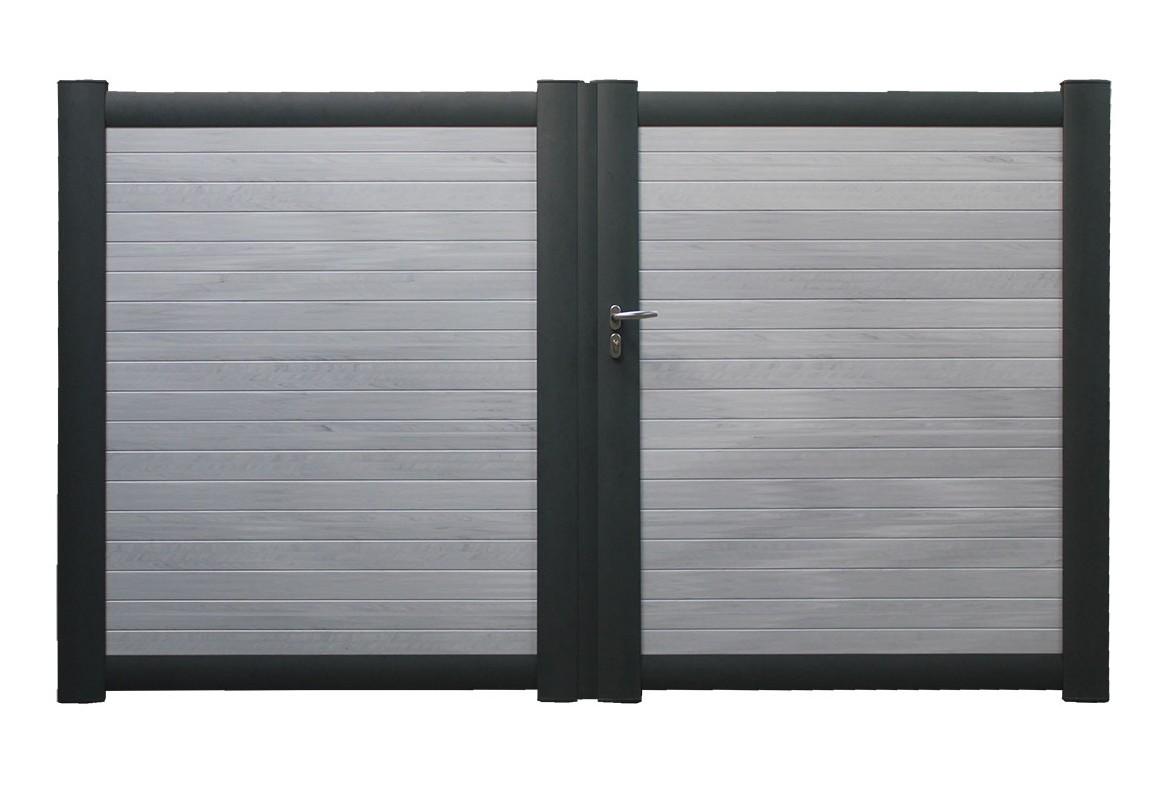 portail aluminium et pvc dorchester