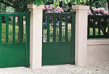 portillon aluminium basae roy