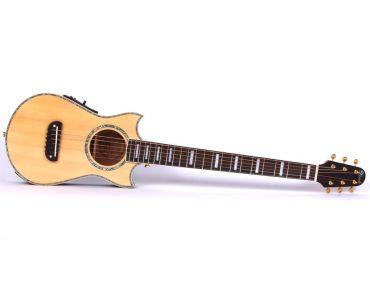 Mini Guitare de Voyage