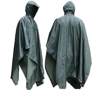 poncho anti pluie imperméable de voyage