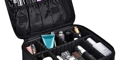 trousse à maquillage de voyage