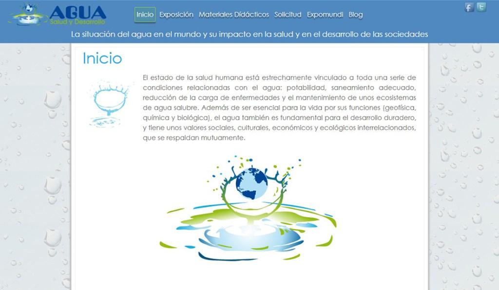 Agua, Salud y Desarrollo
