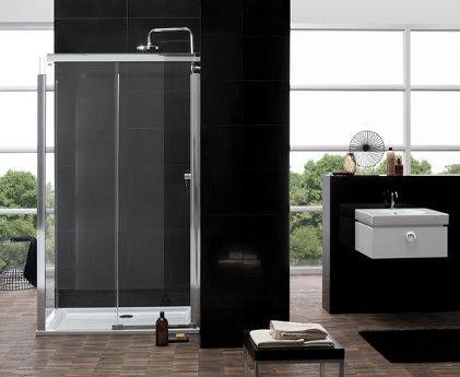 Elegantní sprchový kout nabízí snadnou instalaci