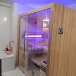 domácí sauna